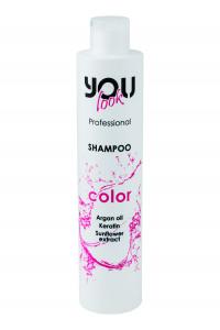 Шампунь для окрашенных и поврежденных волос You Look Professional Color Shampoo 250 мл., 1000 мл.