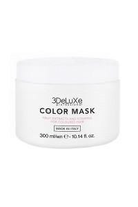 Маска для окрашенных волос 3DeLuxe Professional Color Mask, 300 мл., 1000 мл