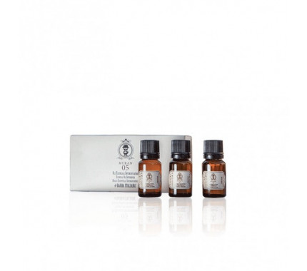 Активизирующие эфирные масла Muran 05 Barba Italiana 3x10 мл.