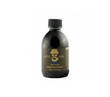 Серебристый шампунь для волос Giacinto Barba Italiana 250 мл.