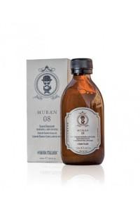 Энергетический шампунь против выпадения волос Muran 08 Barba Italiana 250 мл.