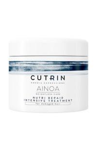 Маска для поврежденных волос Cutrin Ainoa Nutri Repair Intensive Treatment, 150 мл