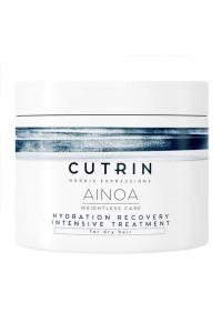 Маска для зволоження волосся Cutrin Ainoa Hydration Recovery Intensive Treatment, 150 мл