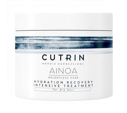 Маска для увлажнения волос Cutrin Ainoa Hydration Recovery Intensive Treatment, 150 мл