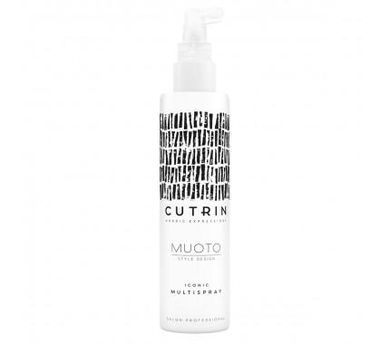 Спрей для укладання волосся Cutrin Muoto Iconic Multispray, 100 мл