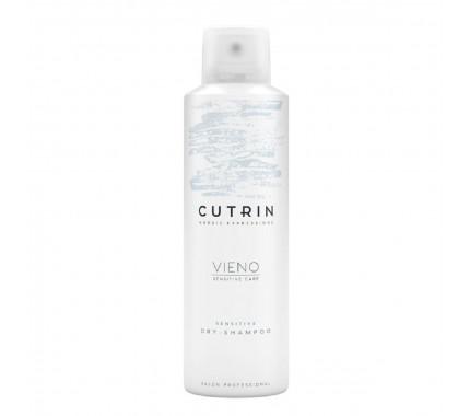 Сухой шампунь для чувствительных волос без отдушки Cutrin Vieno Sensitive Dry Shampoo, 200 мл
