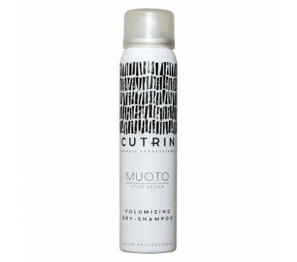 Сухой шампунь для объема Cutrin Muoto Volumizing Dry Shampoo, 200 мл