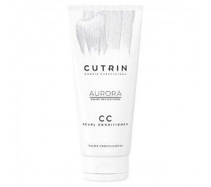 Тонувальний кондиціонер Перламутровий блиск Cutrin Aurora CC Pearl Conditioner, 250 мл