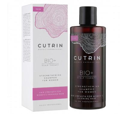 Укрепляющая сыворотка для кожи головы Cutrin Bio Strengthening Scalp Serum, 250 мл