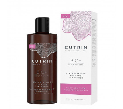 Зміцнювальний шампунь Cutrin Bio Strengthening Shampoo, 250 мл