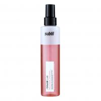 Subtil Color Lab Brillance Couleur Express Brilliance Enhancer - Двухфазный спрей с малиновым уксусом, 200 мл