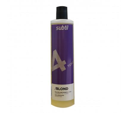 Ducastel Subtil Blond - Осветляющее безаммиачное масло 4 тона, 500 мл