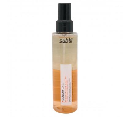 Ducastel Subtil Color Lab Hydratation Double Elixir Haute - Двойной эликсир для увлажнения сухих волос, 150 мл.