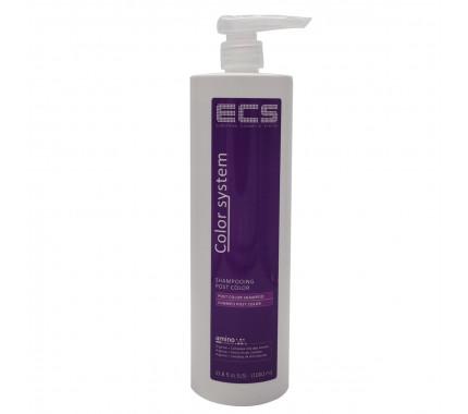 Шампунь после окрашивания - ECS European Cosmetic System Post Color Shampoo, 1000 мл.