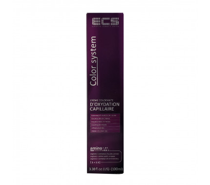 Перманентная крем-краска ECS European Cosmetic System, 100 мл