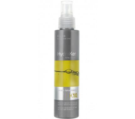 Маска для волос кератин + аргановое масло 10 в 1 Erayba HydraKer K10 Keratin Total Mask, 150 мл., 1000 мл