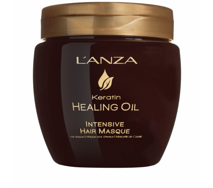 Інтенсивна маска для волосся Lanza Keratin Healing Oil Intesive Hair Masque, 210 мл