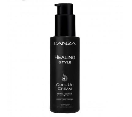 Крем для упругости локонов Lanza Healing Style Curl Up Cream, 100 мл