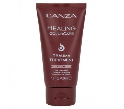 Маска для поврежденных и окрашенных волос LAnza Healing ColorCare Trauma Treatment, 50 мл, 150 мл, 1000 мл