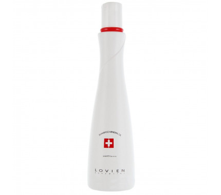 Шампунь з мінеральним маслом Lovien Essential Mineral Oil Shampoo, 300 мл., 1000 мл