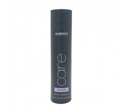 Антижовтий шампунь Subrina Professional Care Colour Silver Shampoo 250 мл, 1000 мл