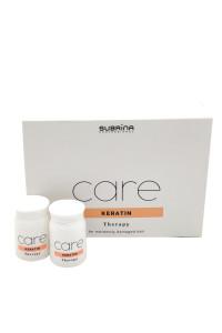 Капли для укрепления и защиты волос Subrina Professional KERATIN THERAPI, 6*10 мл