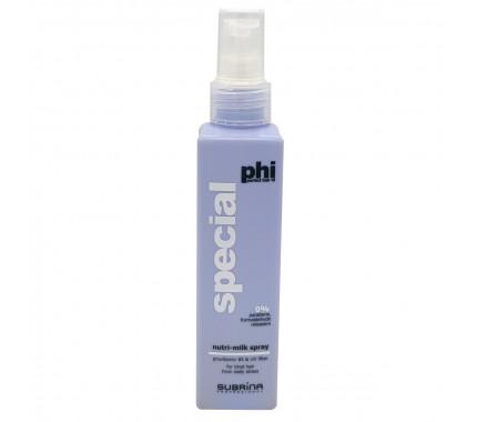 Несмываемое питательное спрей-молочко для волос Subrina Professional PHI Special Nutri-Milk Spray, 150 мл