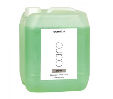 Шампунь Алоэ для всех типов волос Subrina Professional SHAMPOO ALOE, 5000 мл