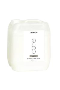 Шампунь Молоко и Мед для всех типов волос Subrina Professional SHAMPOO MILK&HONEY, 5000 мл