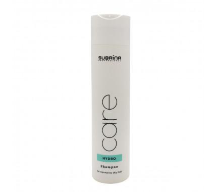 Шампунь зволожувальний Subrina Professional Hydro Care Shampoo 250 мл, 1000 мл