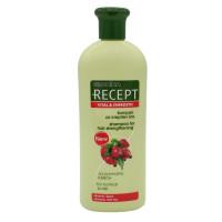 Шампунь вітамінний Subrina Professional Shampoo Recept Recept Vital & Energetic, 400 мл