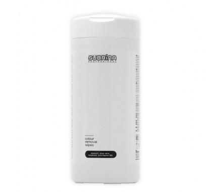 Subrina Очищающие салфетки для удаления излишков краски (в упаковке 100 шт.)