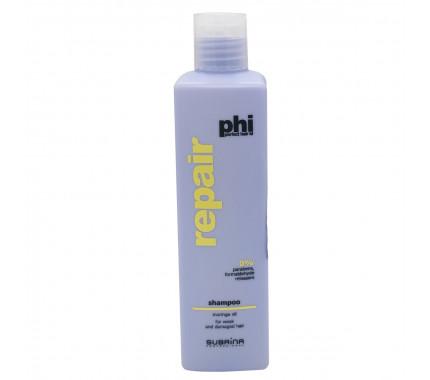 Subrina PHI Шампунь REPAIR для поврежденных волос