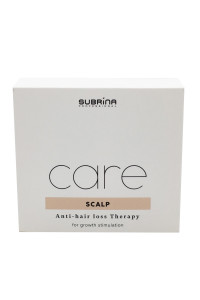 Тонік проти випадіння волосся Subrina Professional Anti-Hair Loss Scalp Therapy, 5x10 мл