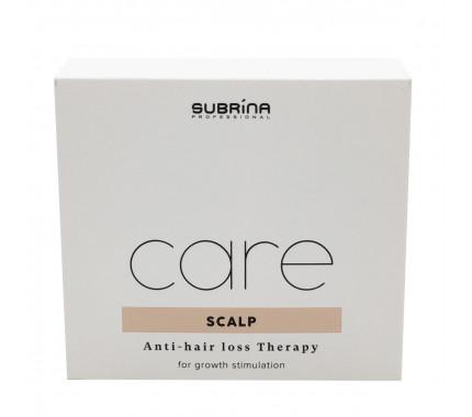 Тоник против выпадения волос Subrina Professional Anti-Hair Loss Scalp Therapy, 5x10 мл