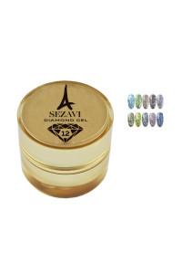 Рідкі блискітки Sezavi Diamond, 5 мл