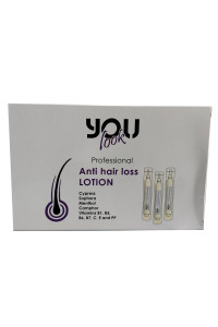 Ампулы-лосьон против выпадения волос You Look Professional Anti Hair Loss Lotion