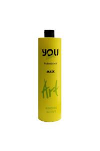 Маска для сухих, ламких і ослабленого волосся You Look Professional ART Mineral Active Mask 1000 мол.