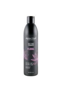 Шампунь для волос бессолевой с экстрактами малины, жасмина и лотоса Jerden Proff Floral Salt Free Shampoo, 300 мл., 1000 мл