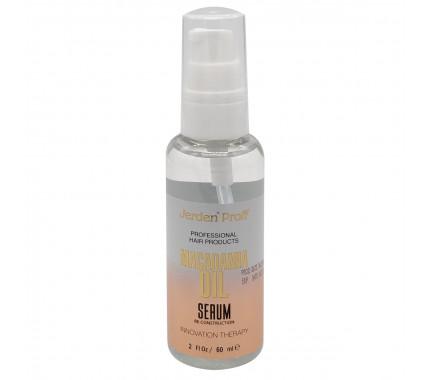 Сироватка для волосся з олією макадамії Jerden Proff Macadamia Oil Serum, 60 мл