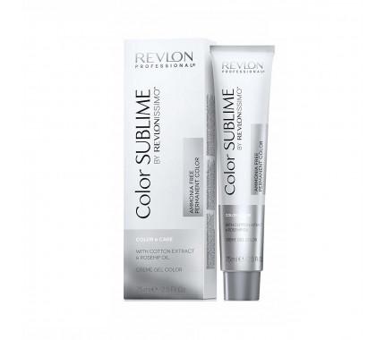 Безаммиачная краска для волос Revlon Professional Revlonissimo Color Sublime Color&Care
