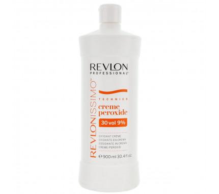 Крем-пероксид Revlon Professional Creme Peroxide 30 Vol. 9%, 90 мл., 900 мл