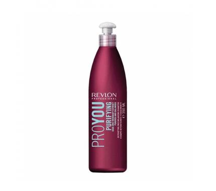 Шампунь для волос очищающий Revlon Professional Pro You Purifying Shampoo