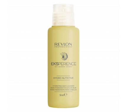 Шампунь для увлажнения и питания волос Revlon Professional Eksperience Hydro Nutritive Cleanser, 50 мл., 250 мл., 1000 мл