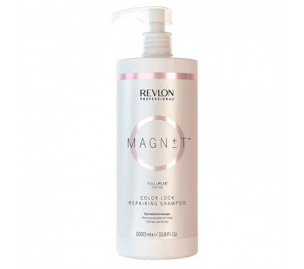 Шампунь для запечатывания цвета волос Revlon Professional Magnet Color Lock Repairing Shampoo