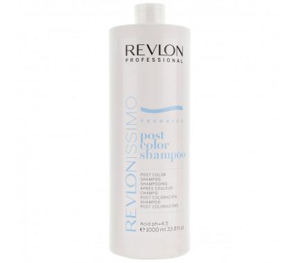 Шампунь после окрашивания волос Revlon Professional Post Color Shampoo, 1000 мл