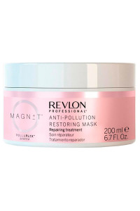 Восстанавливающая маска для волос Revlon Professional Magnet Anti-Pollution Restoring Mask, 200 мл., 500 мл