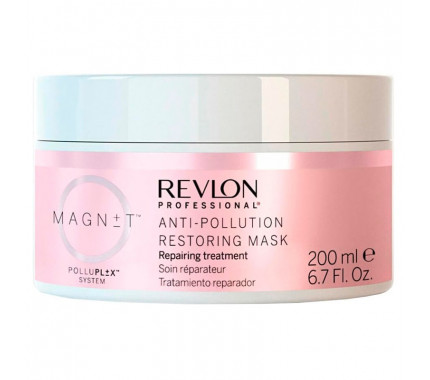 Восстанавливающая маска для волос Revlon Professional Magnet Anti-Pollution Restoring Mask