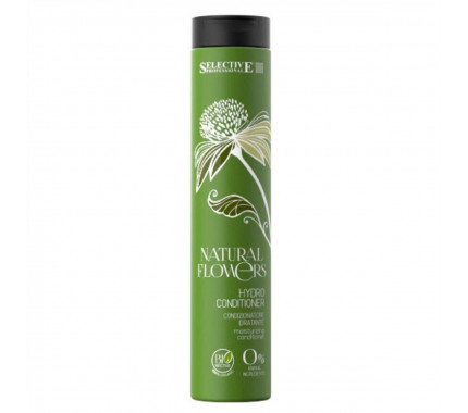 Аква-кондиціонер Selective Professional Hydro Conditioner Natural Flowers, 1000 мл