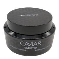 Маска для глибокого живлення та пом'якшення ослабленого волосся Selective Professional Caviar Sublime Ultimate Luxury Mask, 250 мл